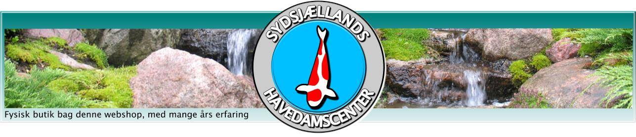 Sydsj�llands Havedamscenter